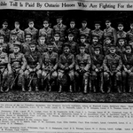 Newspaper clipping– From the London Free Press June 1915. Submitted for the project Operation Picture Me