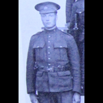 Photo of Martin Lang– Enrolled with the 37th Battalion CEF. Submitted for the project, Operation: Picture Me