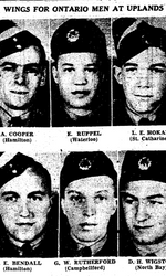 Newspaper clipping– From the Toronto Star August 1941. Submitted for the project Operation Picture Me