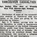 Newspaper clipping– From the Daily Colonist of May 9, 1915. Image taken from web address of https://archive.org/stream/dailycolonist57y129uvic#mode/1up