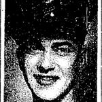Coupure de presse – Du Toronto Star septembre 1943. Soumis pour le projet Operation Picture Me