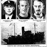 Coupure de Journal – De le Toronto Star, Octobre 1940. Soumis pour le projet Opération Photo Moi