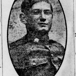 Newspaper clipping– From the London Free Press May 1916. Submitted for the project Operation Picture Me