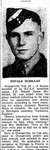 Newspaper clipping– From the Toronto Star February 1945. Submitted for the project Operation Picture Me