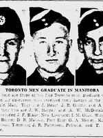 Newspaper clipping– From the Toronto Star September 1941. Submitted for the project Operation Picture Me