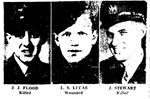 Newspaper clipping– From the Toronto Star September 30th 1944. Submitted for the project Operation Picture Me