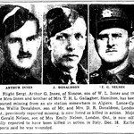 Newspaper clipping– From the Toronto Star January 1944. Submitted for the project Operation Picture Me