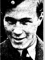 Newspaper clipping– From the Toronto Star November 1941. Submitted for the project Operation Picture Me