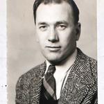 Photo de RAYMOND GEORGE MINSHULL – Photo de Raymond G. Minshull, environ 1942.