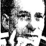 Newspaper clipping– From the Toronto Star August 1944. Submitted for the project Operation Picture Me