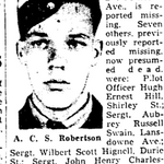 Newspaper clipping– From the Toronto Star July 1943. Submitted for the project Operation Picture Me.