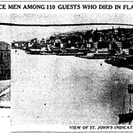 Newspaper clipping– From the Toronto Star December 1942. Submitted for the project Operation Picture Me