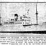 Newspaper clipping– From the Toronto Star October 1942. Submitted for the project Operation Picture Me