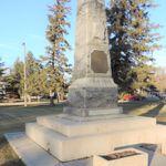 Cenotaph– Alexander Cenotaph, RM of Whitehead, Manitoba, Canada