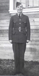 Photo of THOMAS DELMER SCOTT– Photo found in Thomas'  military service file. Submitted for the project, Operation Picture Me