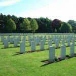Cemetery– Rheinberg War Cemetery - May 2015 Photo courtesy of Marg Liessens
