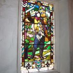 Memorial Stained Glass– Photo courtesy of Nicolas Paquin.