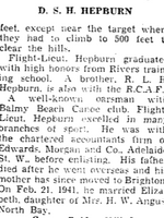 Newspaper clipping– From the Toronto Star November 1942. Submitted for the project Operation Picture Me