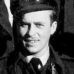 Photo of Martin Hartog– F/O Martin 'Jack' Hartog, RCAF, was a crew member of Lancaster X KB-859, 431 'Iroquois' Squadron, 6 Group, Bomber Command. He died March 31, 1945 when his plane was shot down on a mission over Hamburg. KB-859 was coded SE-U, failed to return (SOC 31.3.45).