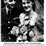 Newspaper clipping– From the Toronto Star February 1943. Submitted for the project Operation Picture Me