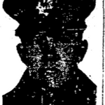 Newspaper clipping– From the Toronto Star December 1943. Submitted for the project Operation Picture Me