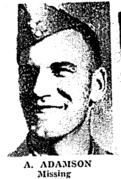 Newspaper clipping– From the Toronto Star May 1945. Submitted for the project Operation Picture Me