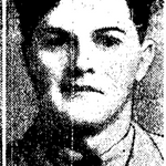 Newspaper clipping– From the Toronto Star June 1945. Submitted for the project Operation Picture Me