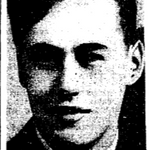 Newspaper clipping– From the Toronto Star August 1943. Submitted for the project Operation Picture Me