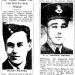 Newspaper clipping– From the Toronto Star July 1943, Submitted for the project Operation Picture Me