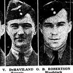 Coupure de Journal – De le Toronto Star, mars 1942. Soumis pour le projet Opération Photo Moi
