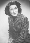 Photo of Maude Elizabeth Steane– From the Toronto Star August 1944. Submitted for the project Operation Picture Me