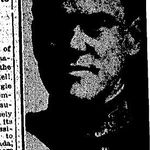 Newspaper Clipping– Photo published in the Toronto Star for 1 May 1915.