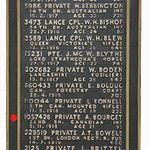 Inscription on Memorial