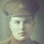 Photo of GEORGE JOSEPH BIRKHEAD– Birkhead, George Joseph: Service no. 775442. Source: Debbie Herman via Find-A-Grave.