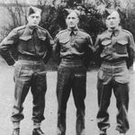 Group Photo– Left to Right: James, Al, Bill Wood Brothers