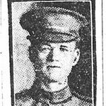 Coupure de presse – Tiré du Toronto Telegram de janvier 1915. Soumis pour le projet Operation Picture Me